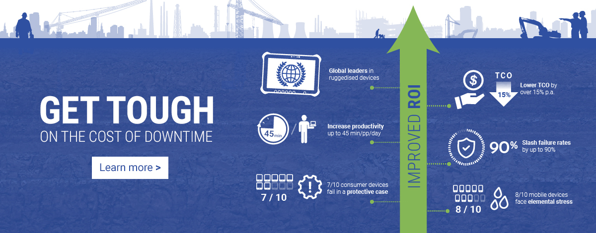Panasonic Toughbook Get Tough On The Cost Of Downtime