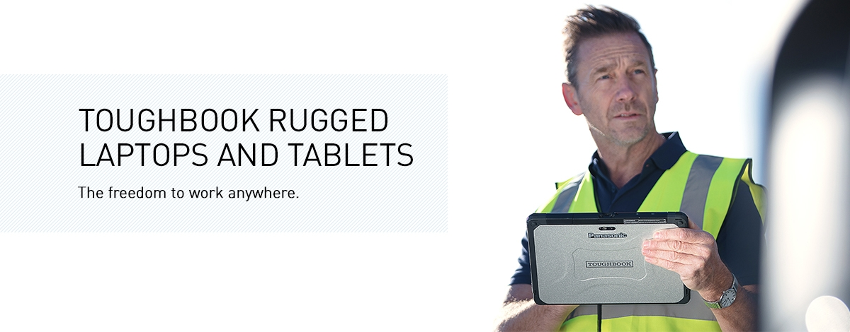 Toughbook military grade laptops and industrial tablets - Panasonic Business