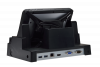 Desktop Dock for TOUGHBOOK FZ-M1 - Back Angle