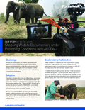 Wildlife Documentary Film Production with the EVA1
