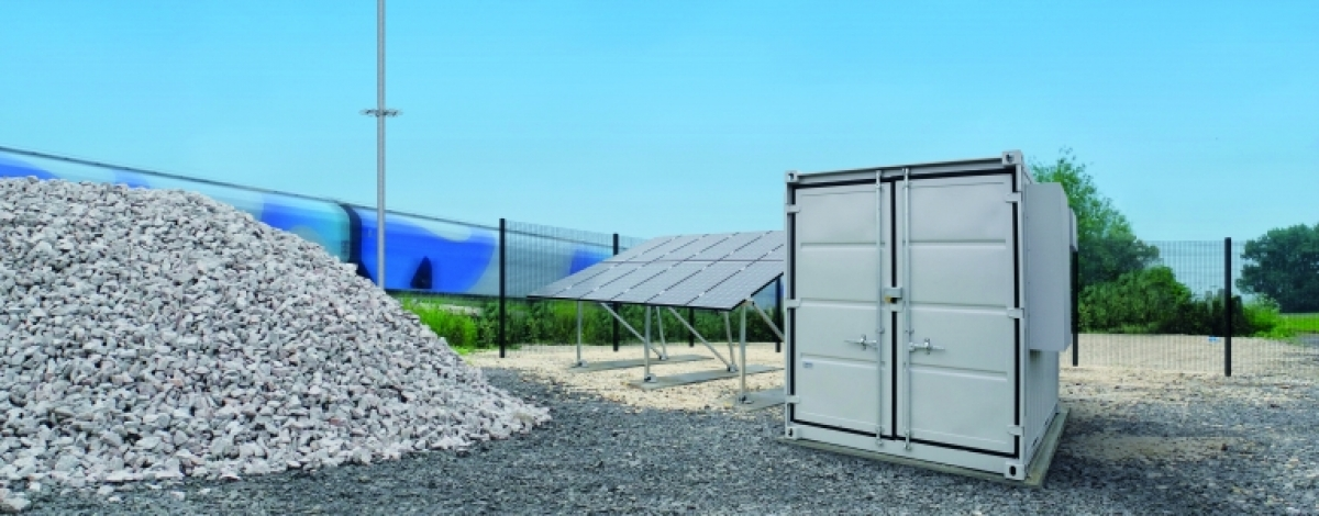Off-grid Energy Solution